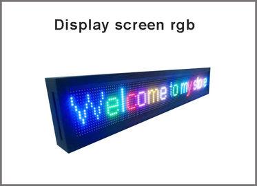 la exhibición llevada inmersión a todo color al aire libre p10 del vídeo 1/4scan del alto brillo del pixel 32*16 del anti-agua 320*160m m de 10m m llevó el módulo
