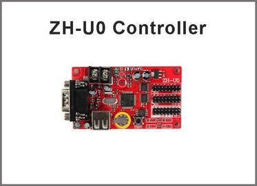 el regulador de 5V ZH-U0 llevó tarjetas de control programables llevadas puerto del modelo de exposición de la tarjeta RS232+USB
