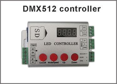 Regulador de DMX512 RGB LED para la luz programable llevada a todo color
