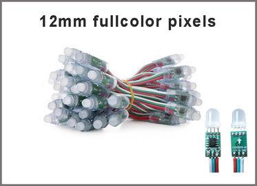 12m m 1903 llevaron muestras de publicidad colorchanging ligeras a todo color del RGB LED de la luz del streep del pixel