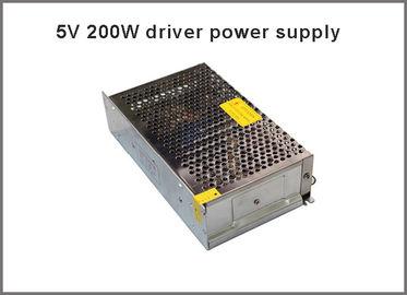 fuente de alimentación de la transferencia de 5V 40A 200W para la CA de la luz de tira del LED a los transfermers de DC LED